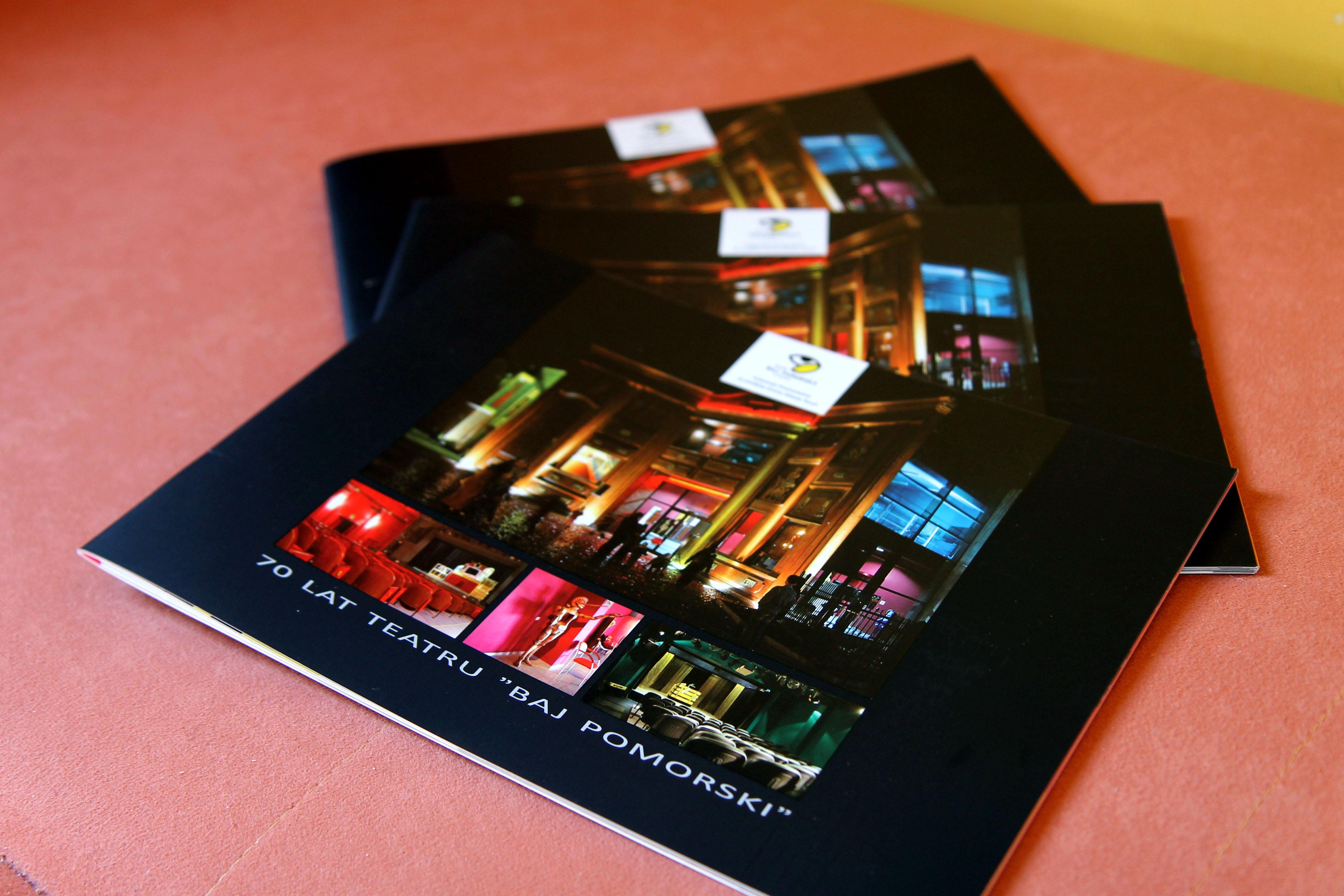 Album z okazji 70 lat Teatru Baj Pomorski