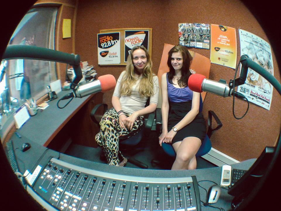 Wywiad z Angelą w Radio Zet Gold
