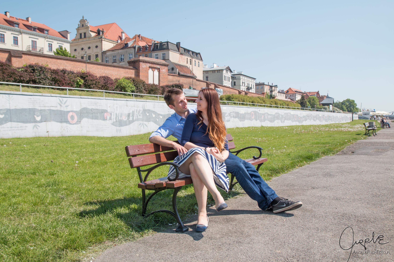 Natalia i Piotr – sesja narzeczeńska