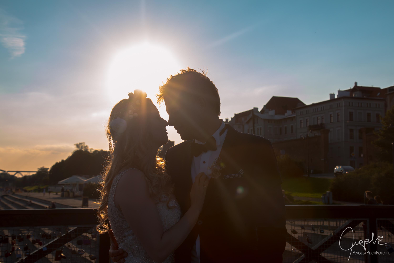 Sesja ślubna Marty i Rafała